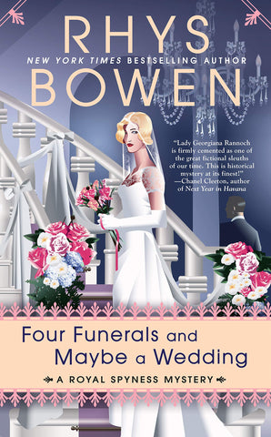 Rhys Bowen - Four Funerals and Maybe a Wedding