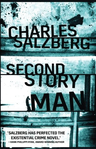 Charles Salzberg - Second Story Man - Signed - SOLD OUT