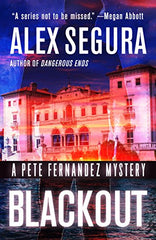 Alex Segura - Blackout - To Be Signed