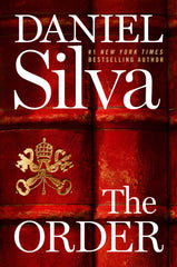 Daniel Silva - The Order - Signed (Tipped-In)