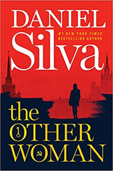 Daniel Silva - The Other Woman - Signed