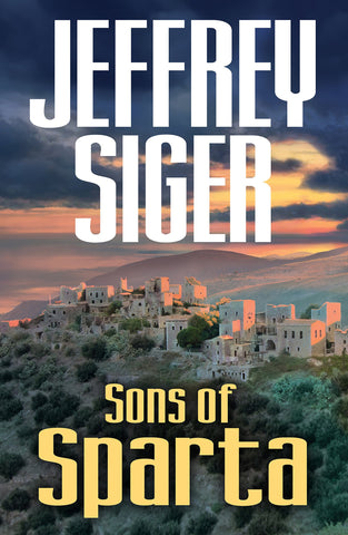 Jeffrey Siger - Sons of Sparta