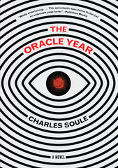 Charles Soule - The Oracle Year - Signed