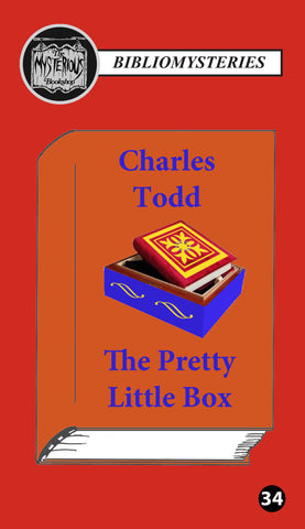 Charles Todd - The Pretty Little Box