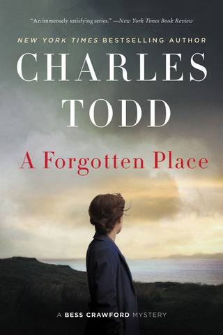 Charles Todd - A Forgotten Place - Signed