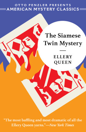 Ellery Queen - The Siamese Twin Mystery