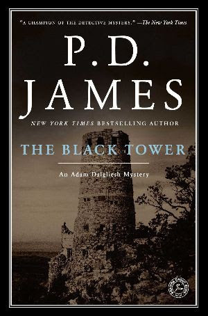 PD James - The Black Tower