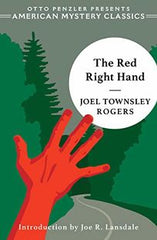 Joel Townsley Rogers - The Red Right Hand