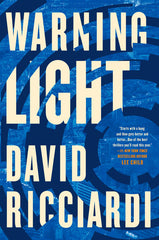 David Ricciardi - Warning Light - Signed