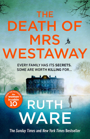 Ruth Ware - The Death of Mrs. Westaway - Signed UK Edition