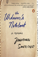 Jonathan Santlofer - The Widower's Notebook - To Be Signed