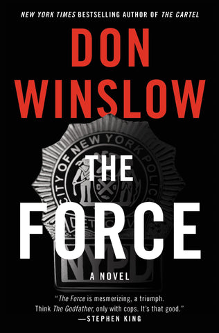 Winslow, Don - The Force
