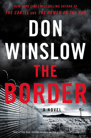 Don Winslow - The Border - Signed