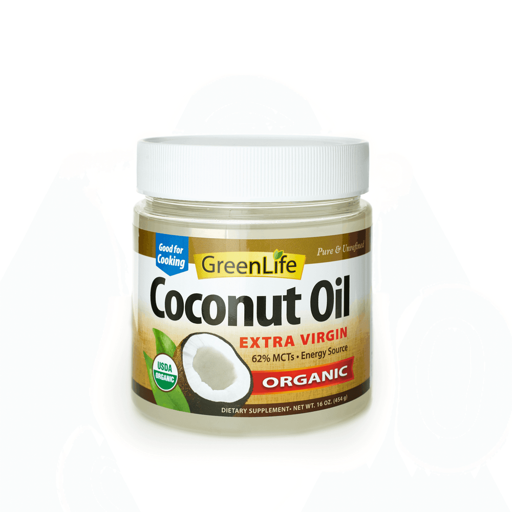Coconut Oil - GreenLife Singapore