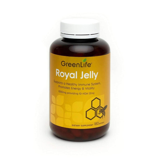 Royal Jelly (180 softgels) - GreenLife Singapore