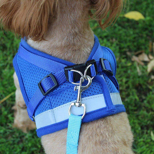 Reflective Nylon Harness Lead