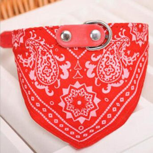 Nylon Puppy Triangular Bandana