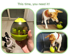Load image into Gallery viewer, New Tumbler Leakage Ball Dog Bite Interactive Toy