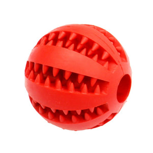 Dog Extra-tough Rubber Ball Toy