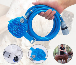 Comfortable Massager Shower Sprayers Dog Brush
