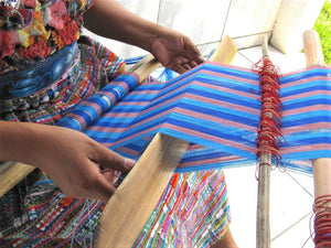 Backstrap Loom Weavers