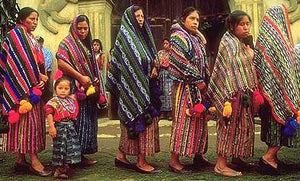 There is an entrepreneurial spirit among the Mayan women in Guatemala that rises above COVID