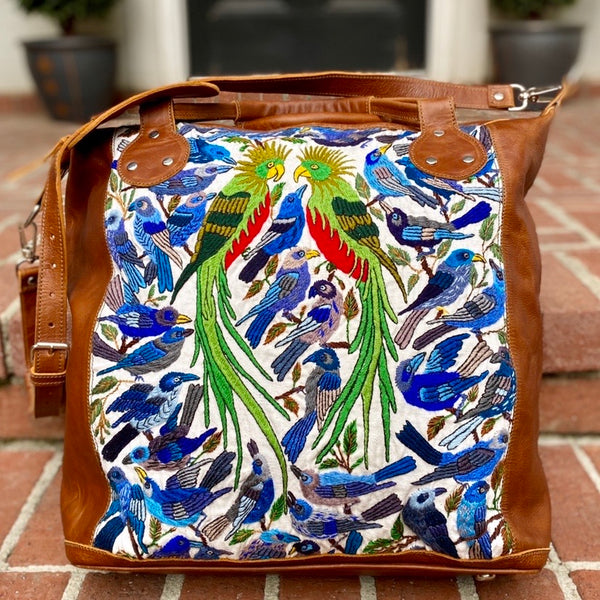 """Independence Collection"" Resplendant Quetzal Weekender"