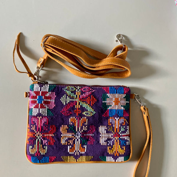 Funky Clutch and Crossbody