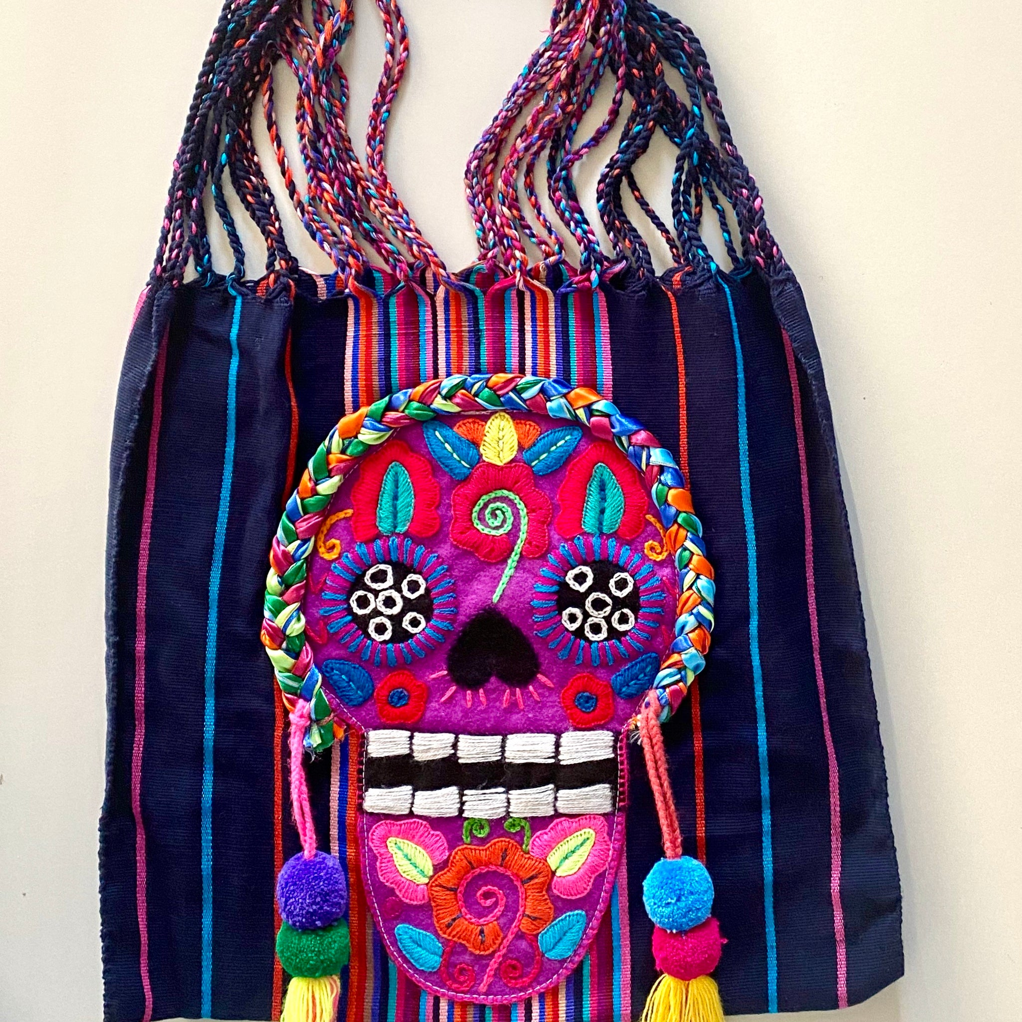 Mexico Collection Corte Calavera Tote Bag