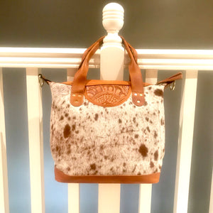 Cowgirl Rodeo Day Bag-Las Bonitas Boutique