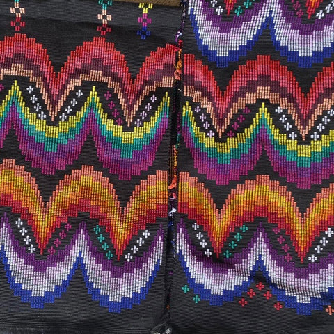 Newly Woven Full Huipil for Custom Bag
