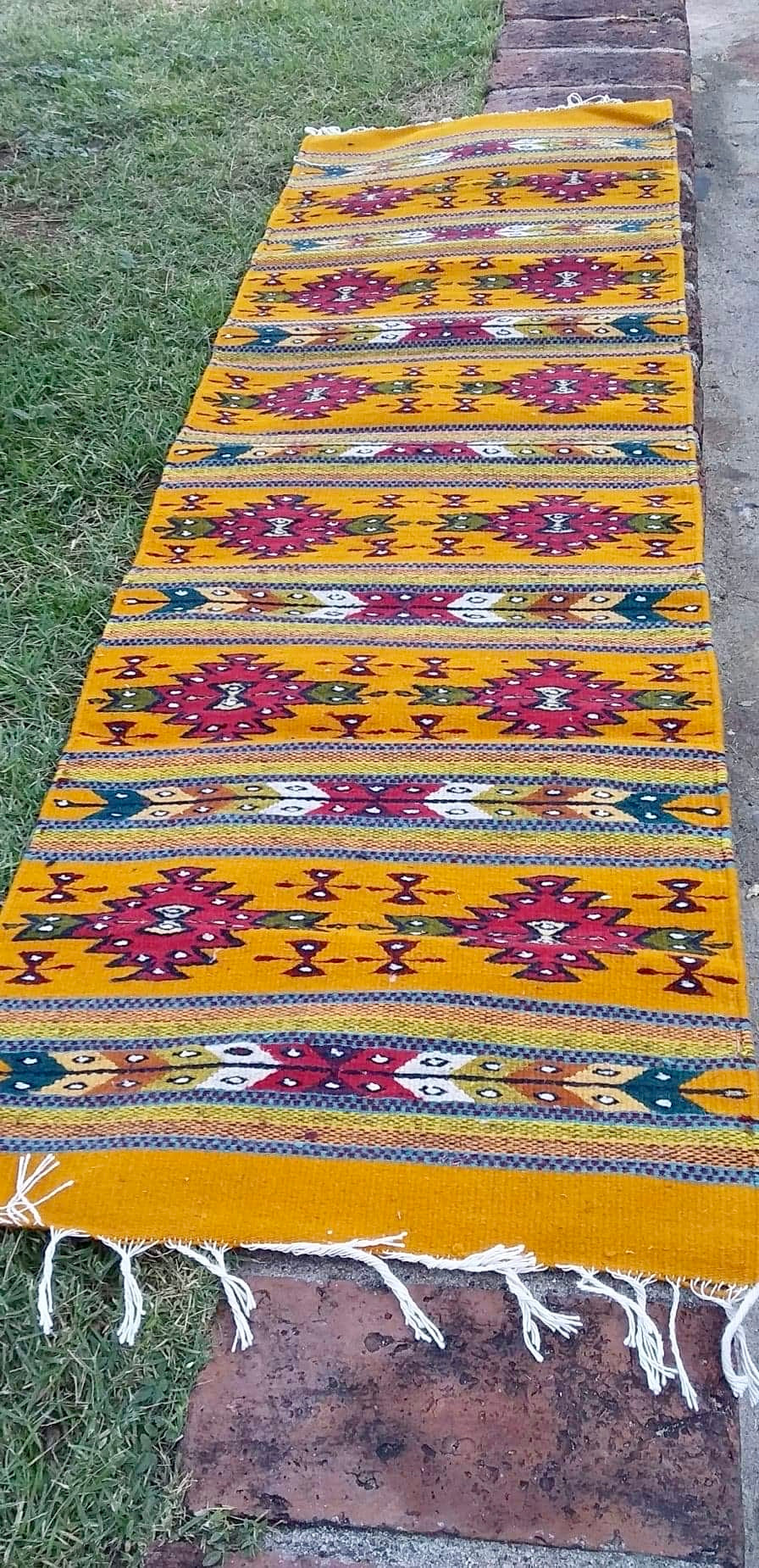 Pre-Sale Mexico Collection Oaxacan Wool Rug for Ricci