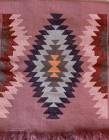 Newly Woven Panel Huipil for Custom Bag