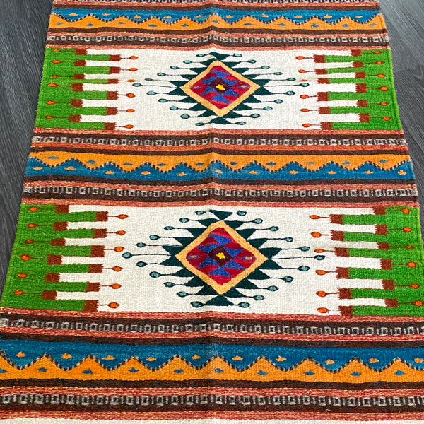 Mexico Collection Oaxacan Wool Rug