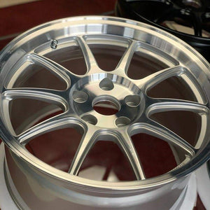 Vaikhari HyperX Forged Wheel 17x10 +50 / 5x114.3