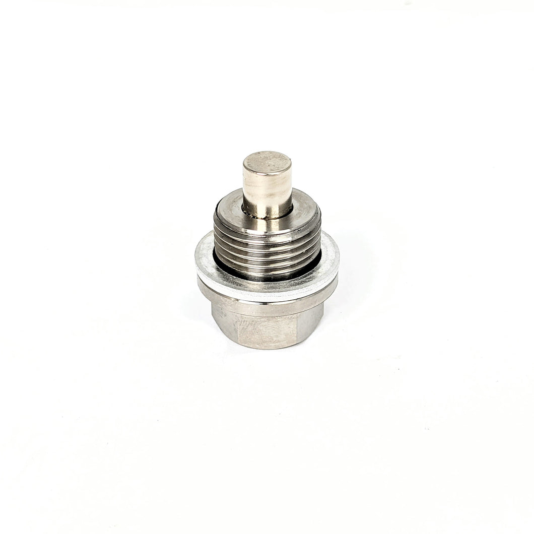 Vaikhari Titanium Magnetic Differential Drain Bolt M18x1.5