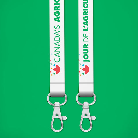 Canada's Agriculture Day – Lanyards (25)