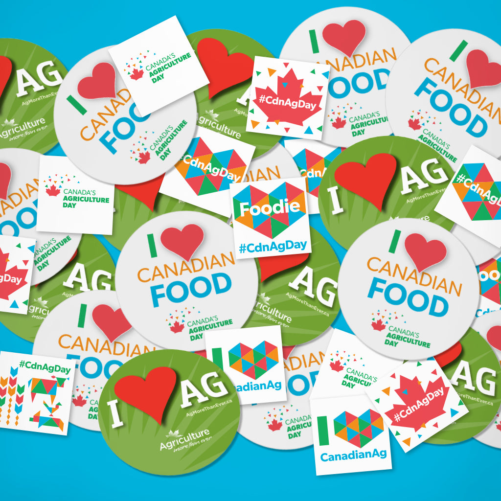 Canada's Agriculture Day – Group Kit 1 (for group of 30)