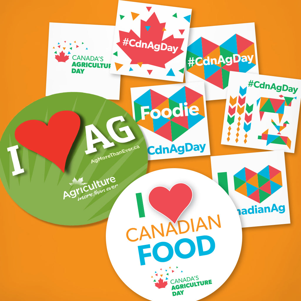 Canada's Agriculture Day – Individual Kit