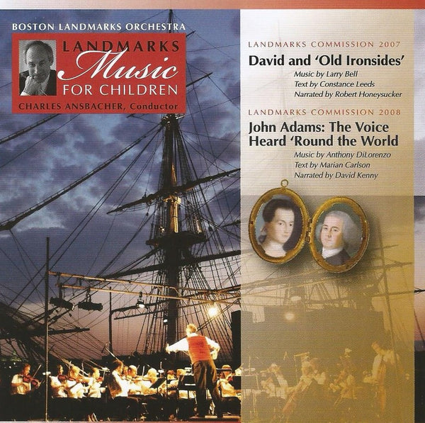 Landmarks Music for Children: David and 'Old Ironsides'