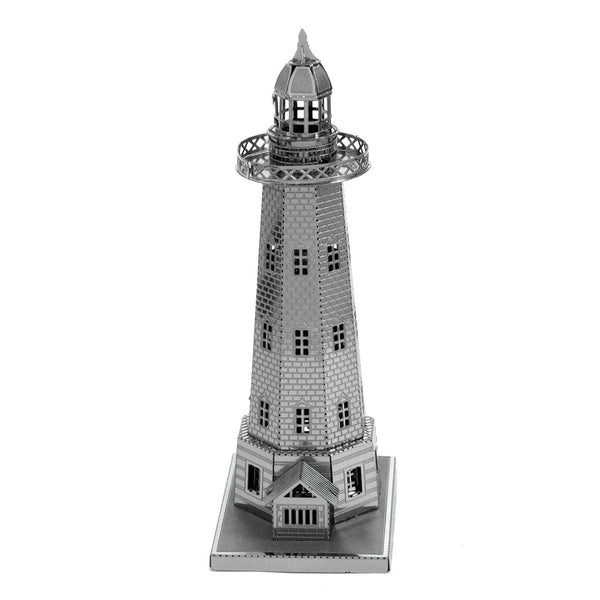 Light House Metal Earth Model