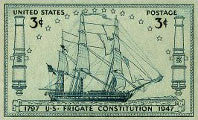 War of 1812 Bicentennial Stamp First Day Cover: Defeat of HMS Java Cachet