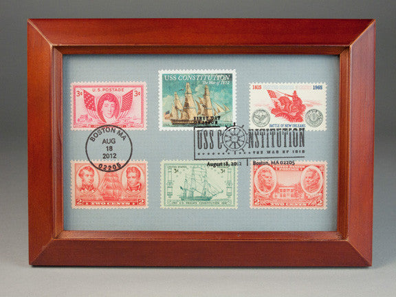 Stamp Collection Frame