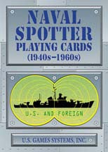 Naval Spotter Cards