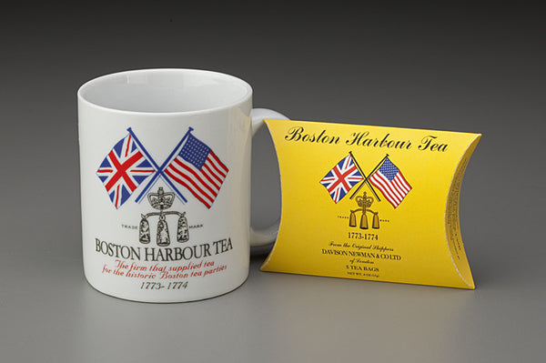 Boston Harbour Tea Mug