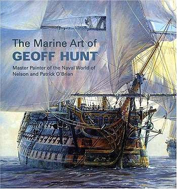 The Marine Art of Geoff Hunt By Geoff Hunt