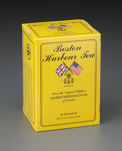 25 Count Boston Harbour Tea Box