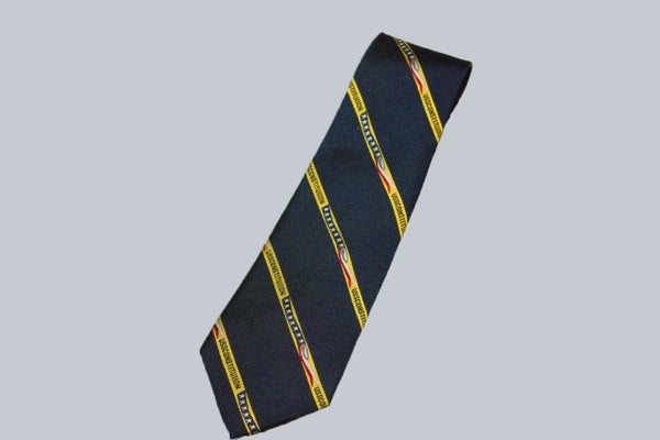 Commissioning Pennant Tie