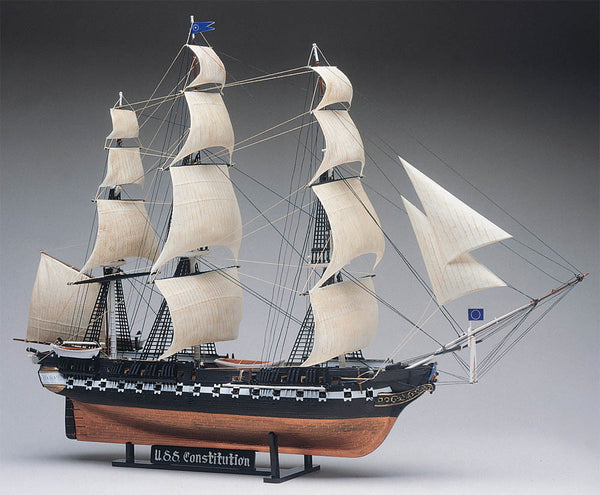 USS Constitution Revell Kit #5404