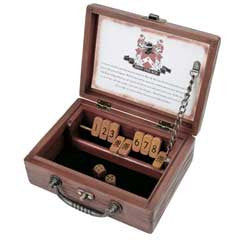 """Shut the Box"" Game"